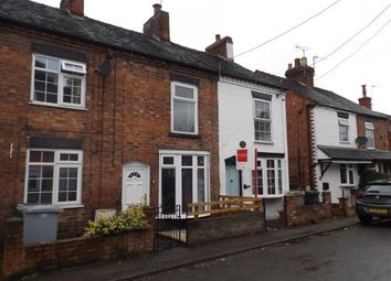 Thumbnail 2 bed terraced house for sale in Osborne Grove, Shavington, Crewe, Cheshire