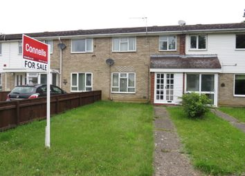 Thumbnail 3 bed terraced house for sale in Shetland Close, Ipswich