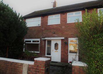 Thumbnail 2 bed terraced house for sale in Lyndhurst Drive, Ashton-On-Ribble, Preston
