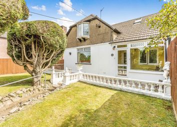 Thumbnail 2 bed semi-detached bungalow for sale in The Woodlands, Llantwit Fardre, Pontypridd