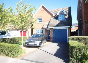 Thumbnail 3 bed detached house for sale in Blackbird Avenue, Gateford, Worksop