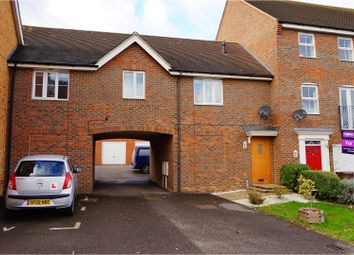 Thumbnail 2 bed property for sale in Toad Hall Crescent, Rochester