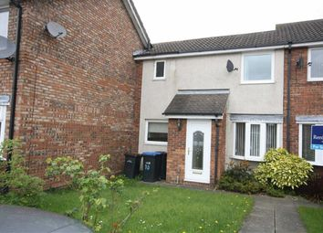 Thumbnail 1 bedroom terraced house for sale in Woodhall Close, Ouston, Co Durham
