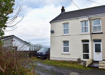Thumbnail 3 bed semi-detached house for sale in Wernoleu Road, Ammanford