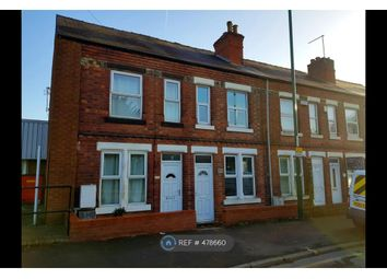 Thumbnail 3 bed terraced house to rent in Woodborough Road, Nottingham