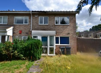 Thumbnail 3 bed end terrace house for sale in Fountain Close, Northfield, Birmingham