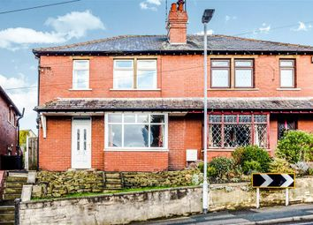 Thumbnail 3 bed semi-detached house to rent in Station Road, Fenay Bridge, Huddersfield