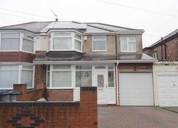 Thumbnail 4 bed semi-detached house for sale in Oakdale Road, Hodge Hill, Birmingham