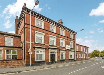 Thumbnail 2 bed flat for sale in The Florist, Shaw Heath, Stockport