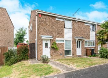 Thumbnail 2 bed semi-detached house for sale in Sylvan Drive, North Baddesley, Southampton