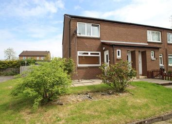 Thumbnail 1 bed semi-detached house to rent in Newcastleton Drive, Glasgow