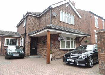Thumbnail 4 bed link-detached house for sale in Station Road, Marple, Stockport