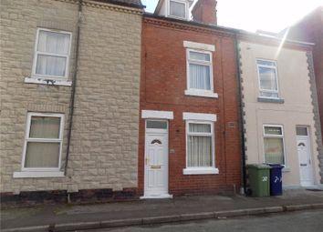 Thumbnail 3 bed terraced house for sale in Dennis Street, Worksop, Nottinghamshire