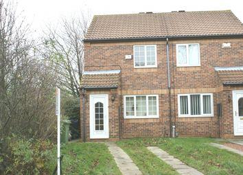 Thumbnail 2 bedroom semi-detached house to rent in Hazelmoor, Hebburn