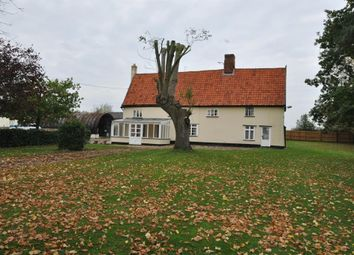 Thumbnail 4 bed detached house to rent in Short Green, Winfarthing, Diss