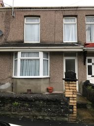 Thumbnail 3 bed terraced house to rent in Dynevor Road, Skewen, Neath