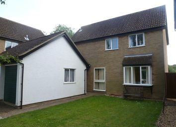 Thumbnail 4 bedroom detached house to rent in Scotts Crescent, Hilton, Huntingdon