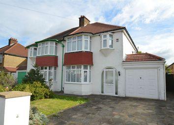 Thumbnail 3 bed semi-detached house for sale in Ridgemount Avenue, Shirley, Croydon, Surrey
