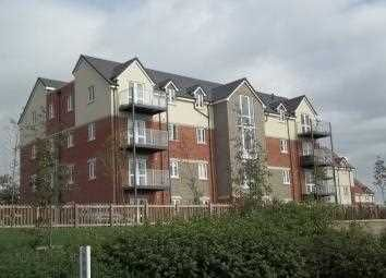 Thumbnail 2 bedroom flat for sale in Overstreet Green, Lydney