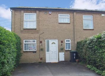 Thumbnail 3 bedroom end terrace house to rent in Birch Road, Rushden