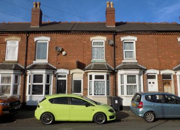 Thumbnail 3 bed terraced house for sale in Kyotts Lake Road, Sparkbrook, Birmingham