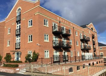 Thumbnail 2 bedroom flat to rent in Mill Street, Worcester, Worcestershire