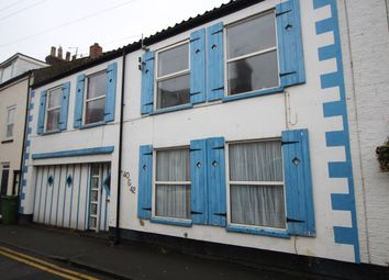 Thumbnail 5 bed terraced house for sale in North Street, Bridlington