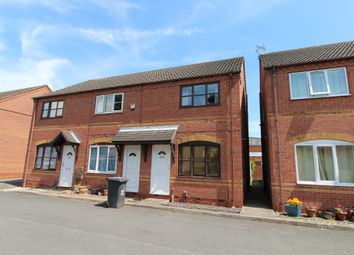 Thumbnail 2 bed town house to rent in St Laurence Court, Long Eaton