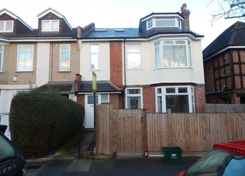 Thumbnail 3 bed maisonette to rent in Worbeck Road, Penge, London