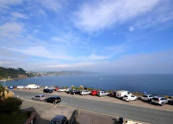 Thumbnail 2 bed flat for sale in Island Court, Marine Drive, Looe, Cornwall