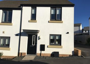 Thumbnail 2 bed end terrace house for sale in Kellands Lane, Okehampton