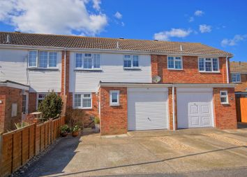 Thumbnail 3 bed terraced house for sale in Ashurst Close, North Bersted, Bognor Regis