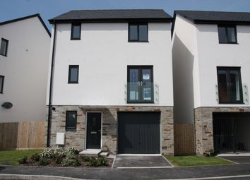 Thumbnail 4 bed detached house to rent in Killerton Lane, Plymouth