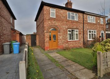 3 bed semi-detached house for sale in Henshall Avenue, Latchford, Warrington WA4