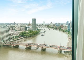 Thumbnail 2 bed flat for sale in The Tower, One St George Wharf