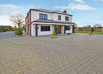 Thumbnail 5 bed detached house for sale in Main Road, Newland, Eastrington