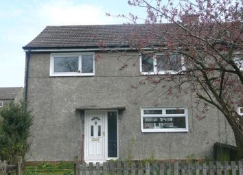 Thumbnail 3 bedroom semi-detached house to rent in Traquair Avenue, Wishaw