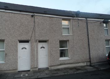Thumbnail 2 bed terraced house to rent in Dover Street, Rct