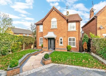 Thumbnail 4 bed detached house for sale in Woolley Close, Frodsham
