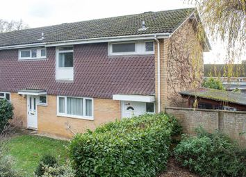 Thumbnail 2 bed end terrace house for sale in Charnwood Close, Totton, Southampton