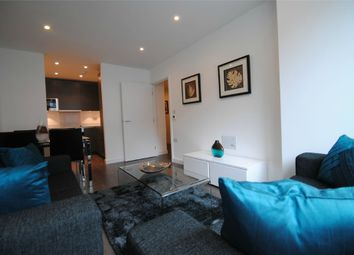 Thumbnail 2 bedroom flat to rent in Tennyson Apartments, Saffron Central Square, Wellesley Road, Croydon, Surrey