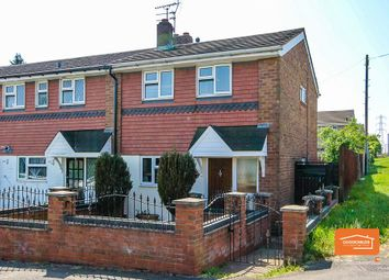 Thumbnail 2 bed end terrace house for sale in Telford Road, Beechdale, Walsall