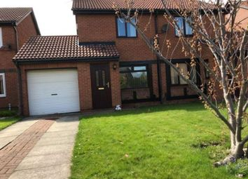 Thumbnail 2 bed semi-detached house for sale in Seaford Close, Redcar