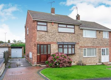 3 bed semi-detached house for sale in Muirfield Avenue, Swinton, Mexborough S64
