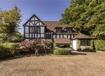 4 bed detached house for sale in Parkgate Avenue, Hadley Wood, Hertfordshire EN4