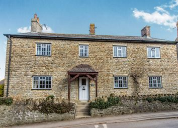 Thumbnail 4 bed detached house for sale in High Street, Yetminster, Sherborne