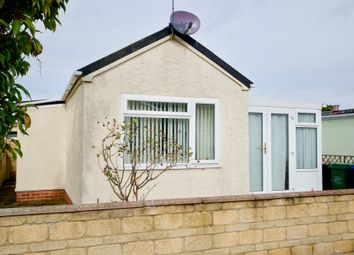 Thumbnail 2 bed mobile/park home for sale in Northleaze, Corsham