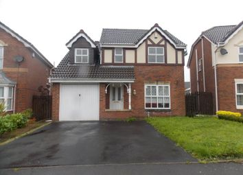Thumbnail 4 bed detached house to rent in Salterton Drive, Bolton