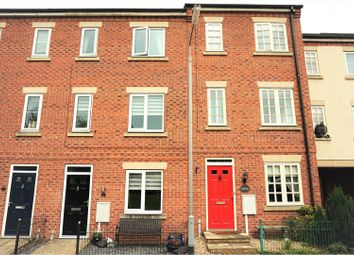 Thumbnail 3 bed town house for sale in Eldon Green, Tuxford