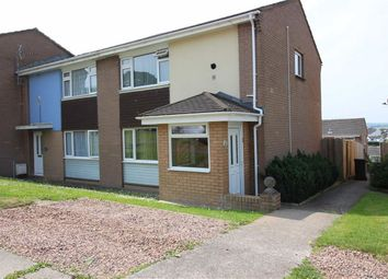 Thumbnail 2 bedroom end terrace house for sale in Jewell Crescent, Barnstaple